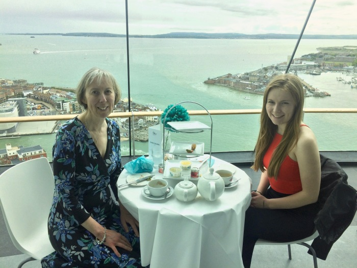 Portsmouth Pearls – Spinnaker High Tea